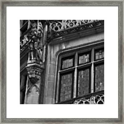 The Ghost Of Biltmore Framed Print by William Jobes