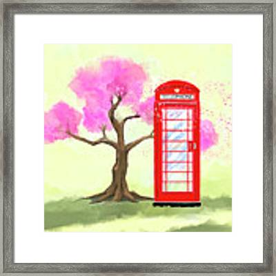 The Great British Spring Framed Print by Mark Tisdale