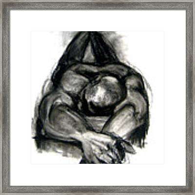 The Revolutionary Act Framed Print by Gabrielle Wilson-Sealy