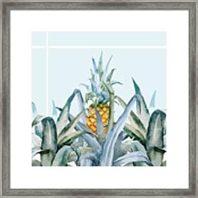 Tropical Feeling  Framed Print