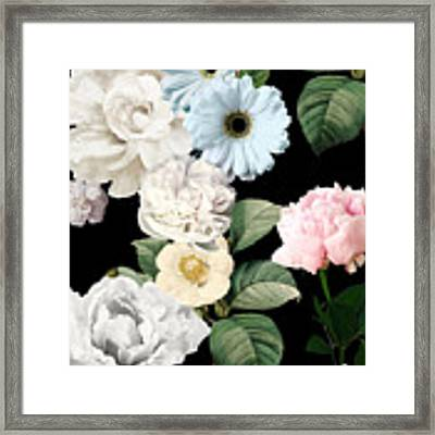 Wallflowers Framed Print by Mindy Sommers