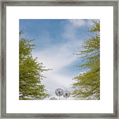 Welcoming Spring Framed Print by Tim Gainey