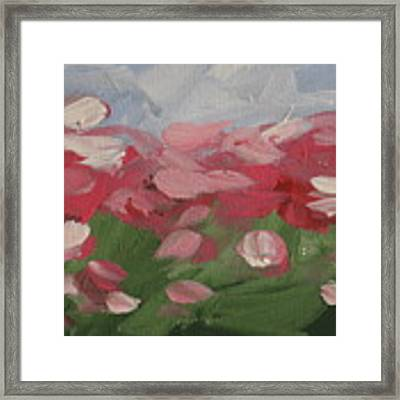 Windy Day Framed Print by Outre Art  Natalie Eisen