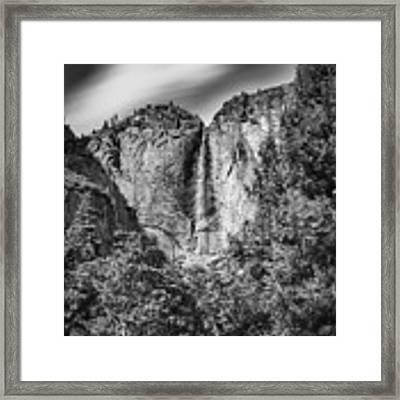 Yosemite Falls Framed Print by Chris Cousins