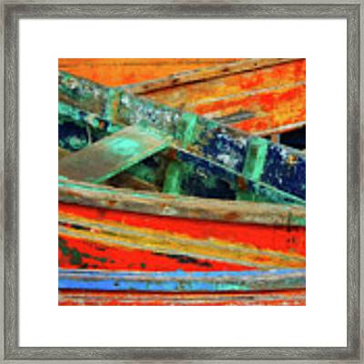 Yucalpeten 3 Framed Print by Skip Hunt