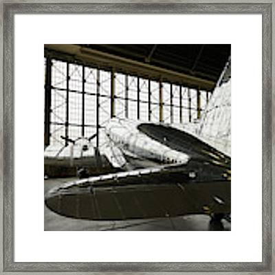Dc-3 Framed Print by Bill Gabbert