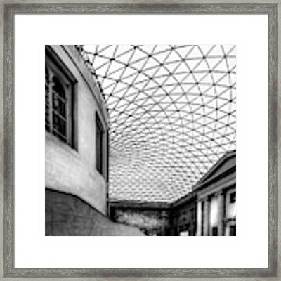 British Museum Framed Print by Adrian Evans