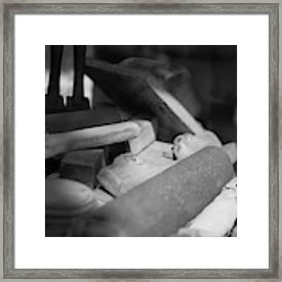 Barbara Hepworth  Framed Print by Jenny Potter