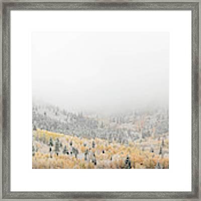 American Fork Canyon Framed Print by Dustin LeFevre