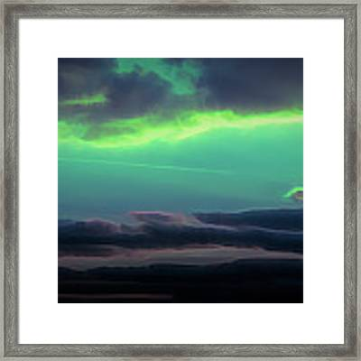 Another World Framed Print by Scott Lyons