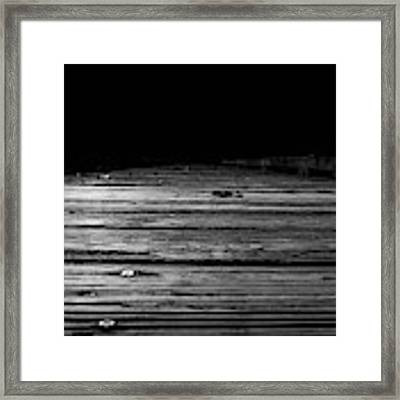 Boardwalk To The Unknown Framed Print by Doug Camara