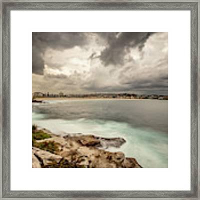 Bondi Beach Framed Print by Chris Cousins