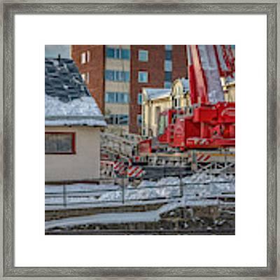 Comming Home 0 #i3 Framed Print by Leif Sohlman