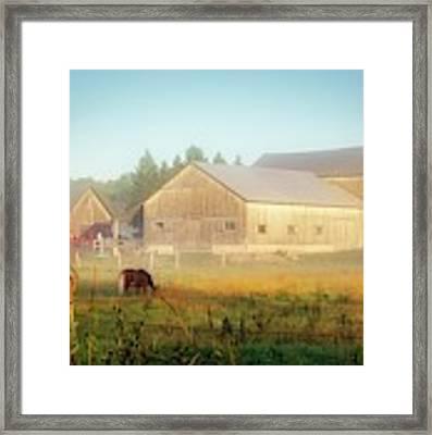 Daybreak Framed Print by Bryan Smith