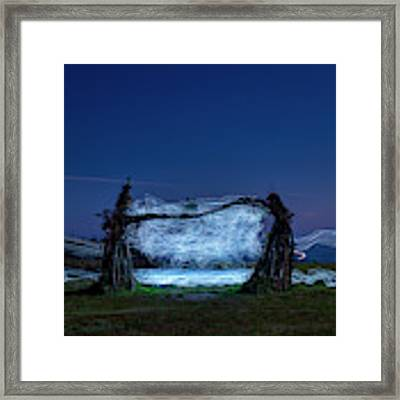 Faerie Magick Framed Print by Tim Gainey