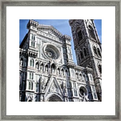Florence Duomo Framed Print by Scott Kemper