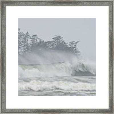 Frank Island Framed Print by Randy Hall