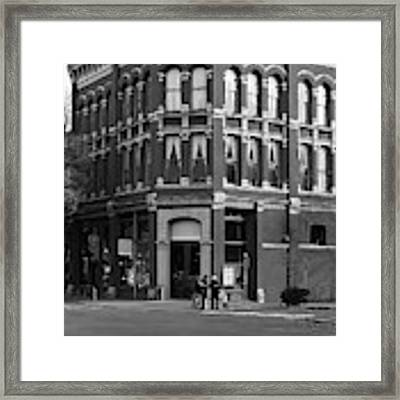 Historic Structures 1 Framed Print by Jeni Gray