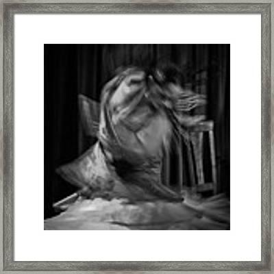 Julia 2 Framed Print by Catherine Sobredo