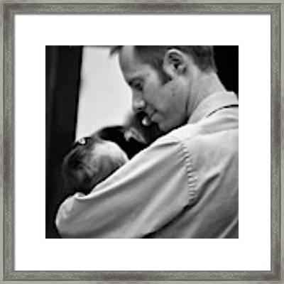 Love Framed Print by Catherine Sobredo