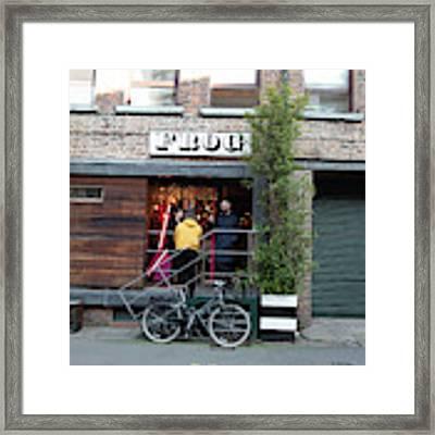 Manchester 2019 Photo 77 Framed Print by Jenny Potter