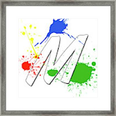MTM Framed Print by Meet the Masters