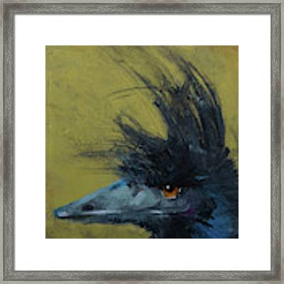 Not Funny Framed Print by Jani Freimann