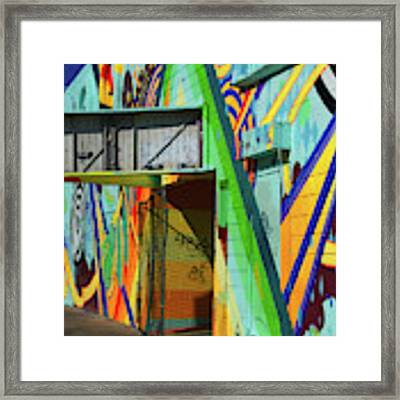 Paste Framed Print by Skip Hunt