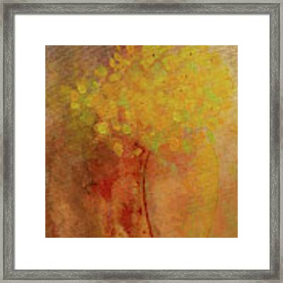 Rustic Still Life Framed Print by Valerie Anne Kelly