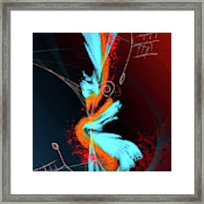 Seduction Framed Print by Skip Hunt