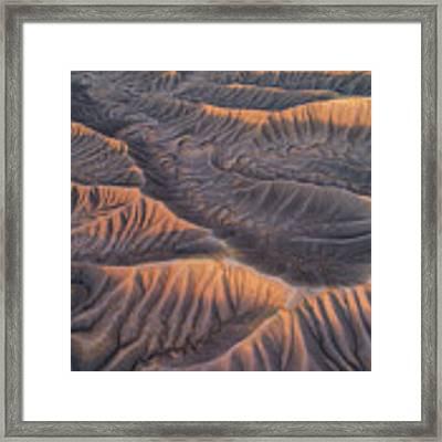 Serpentine  Framed Print by Dustin LeFevre