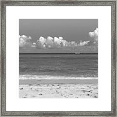 Solitude Framed Print by Alison Frank