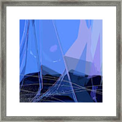 Starboard Framed Print by Gina Harrison