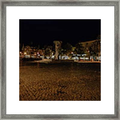 stora torget Enkoeping #i0 Framed Print by Leif Sohlman