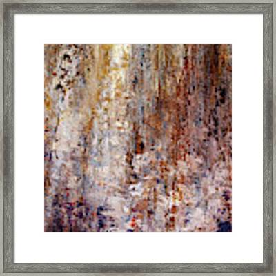 The Greater Good - Custom Version 2 - Abstract Art Framed Print by Jaison Cianelli