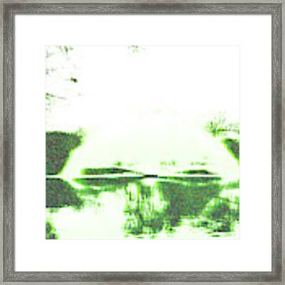 Voices Of A Long Lost Civilization Framed Print by Bee-Bee Deigner