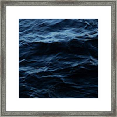Water, No.3 Framed Print by Eric Christopher Jackson