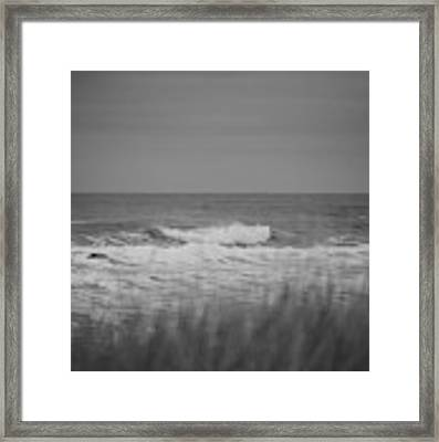 Westport Waves Framed Print by Jeni Gray
