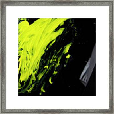 Yellow, No.2 Framed Print by Eric Christopher Jackson