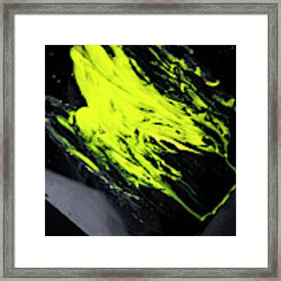 Yellow, No.8 Framed Print by Eric Christopher Jackson