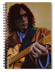 Neil Young Spiral Notebooks