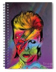Elvis Photographs Spiral Notebooks