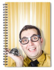 It Professional Photographs Spiral Notebooks