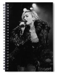 Gwen Stefani Spiral Notebooks