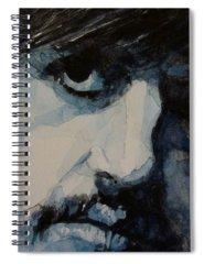 Ringo Starr Spiral Notebooks