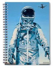 Science Fiction Spiral Notebooks