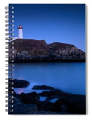 Atlantic Ocean Spiral Notebooks