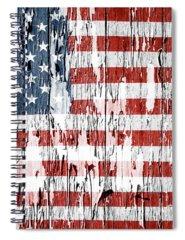 American Pride Spiral Notebooks