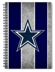 Stadium Photographs Spiral Notebooks