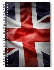 British Spiral Notebooks